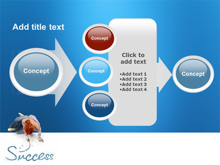 Women's Success PowerPoint Template Slide 17
