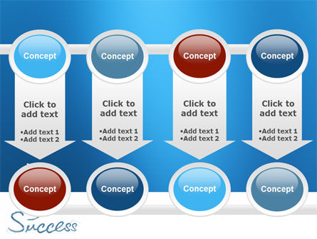 Women's Success PowerPoint Template Slide 18