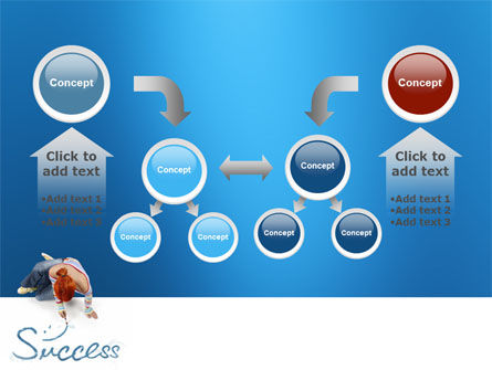 Women's Success PowerPoint Template Slide 19