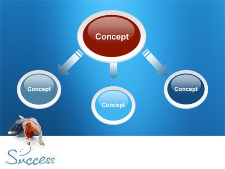 Women's Success PowerPoint Template Slide 4