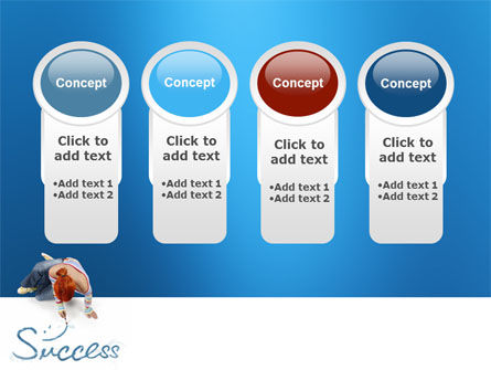 Women's Success PowerPoint Template Slide 5
