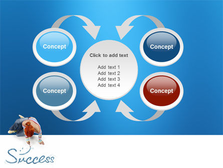 Women's Success PowerPoint Template Slide 6