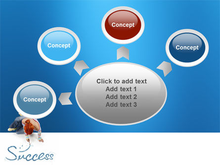 Women's Success PowerPoint Template Slide 7
