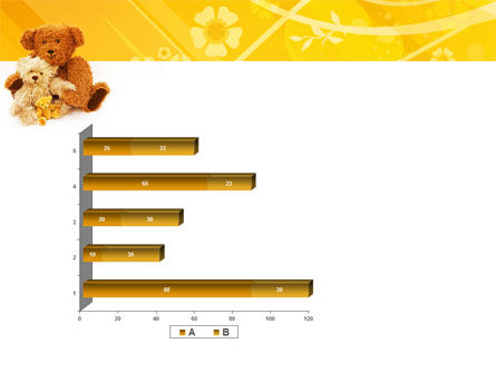 Teddy Bear PowerPoint Template Slide 11