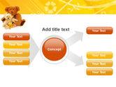 Teddy Bear PowerPoint Template#15