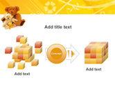 Teddy Bear PowerPoint Template#17