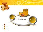 Teddy Bear PowerPoint Template#6