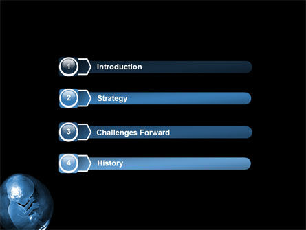 Embryo PowerPoint Template, Slide 3, 02903, Medical — PoweredTemplate.com