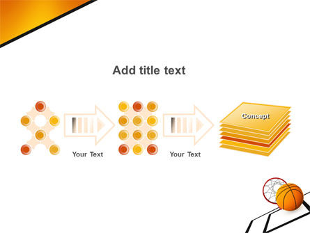 Basketball PowerPoint Template Slide 9