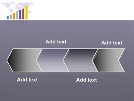 Dark Blue Diagram PowerPoint Template Slide 16