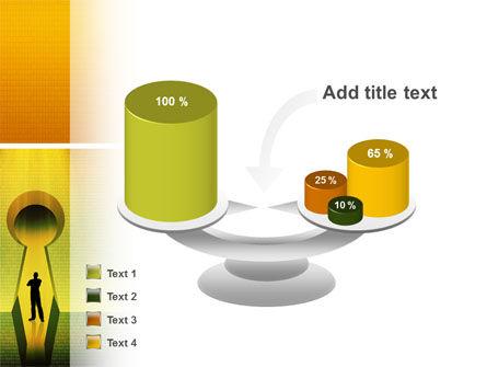 Digital Fortress PowerPoint Template Slide 10