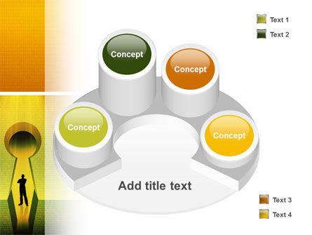 Digital Fortress PowerPoint Template Slide 12