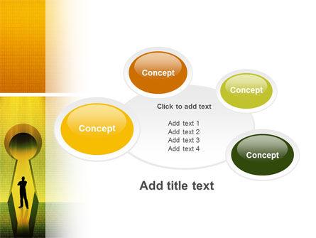 Digital Fortress PowerPoint Template Slide 16