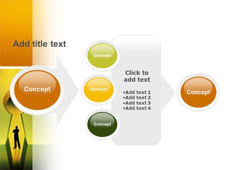 Digital Fortress PowerPoint Template Slide 17