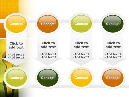 Digital Fortress PowerPoint Template Slide 18