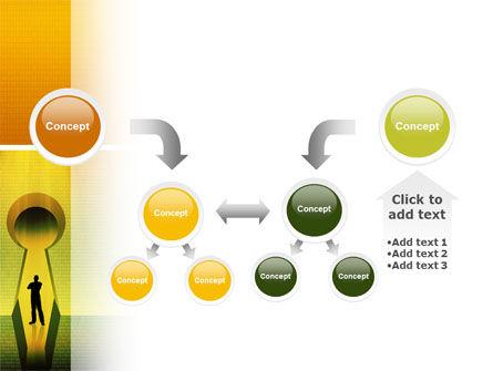 Digital Fortress PowerPoint Template Slide 19
