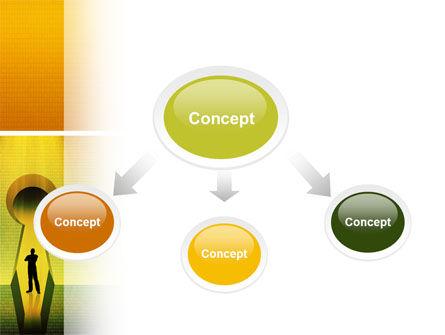 Digital Fortress PowerPoint Template Slide 4