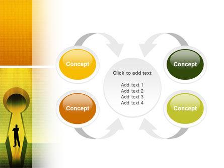Digital Fortress PowerPoint Template Slide 6