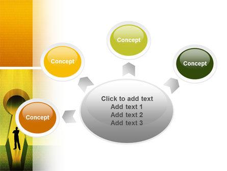 Digital Fortress PowerPoint Template Slide 7