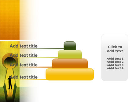 Digital Fortress PowerPoint Template Slide 8