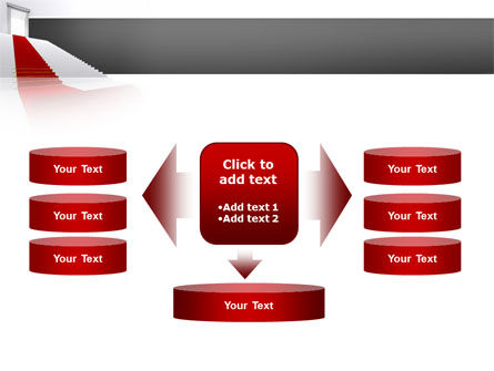 Red Carpet PowerPoint Template Slide 13