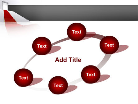 Red Carpet PowerPoint Template Slide 14