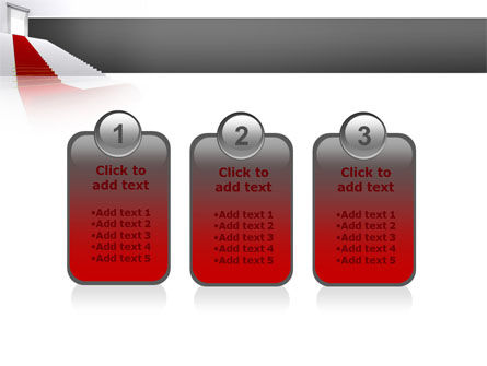 Red Carpet PowerPoint Template Slide 16