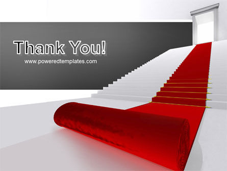Red Carpet PowerPoint Template Slide 20