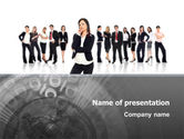 People: Independent Thinking PowerPoint Template #02918