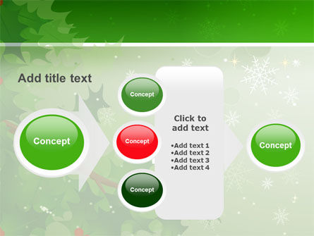 Hemlock PowerPoint Template Slide 17