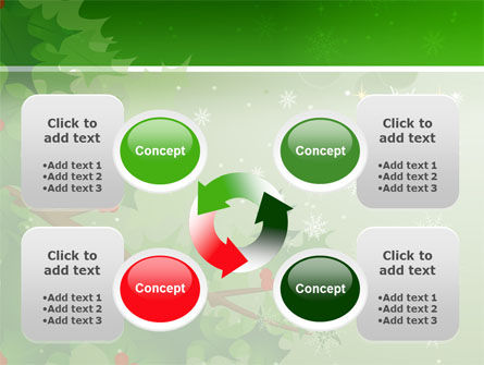Hemlock PowerPoint Template Slide 9