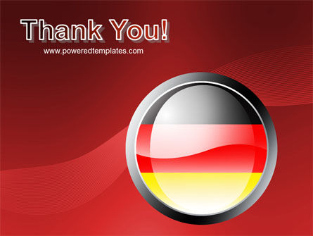 Germany Sign PowerPoint Template Slide 20