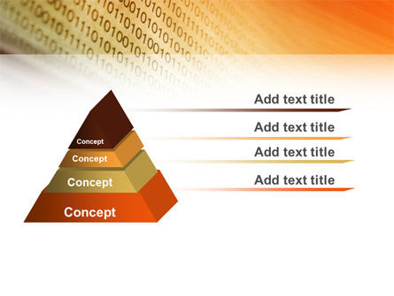 Abstract Computer PowerPoint Template, Slide 4, 02921, Technology and Science — PoweredTemplate.com