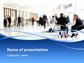 People: Business Environment PowerPoint Template #02923