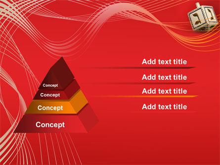 Hanukkah PowerPoint Template Slide 10