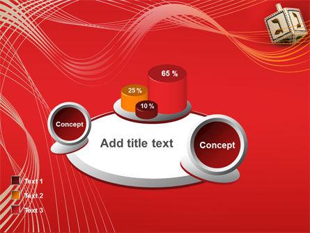 Hanukkah PowerPoint Template Slide 13