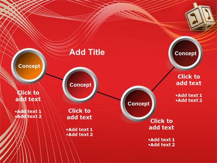 Hanukkah PowerPoint Template Slide 6