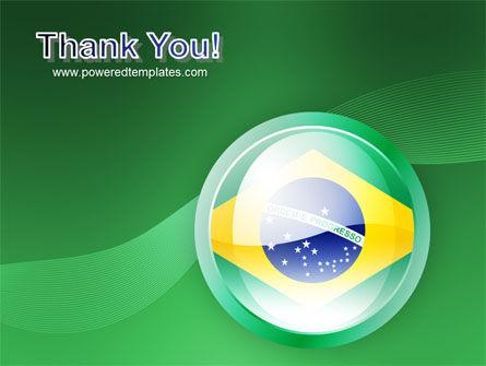 Brazil Sign PowerPoint Template Slide 20