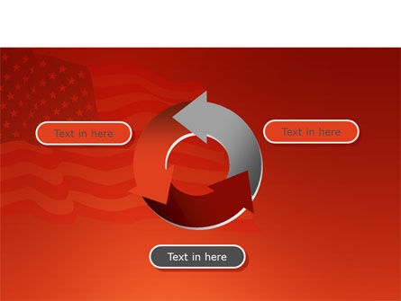 American Children PowerPoint Template Slide 9