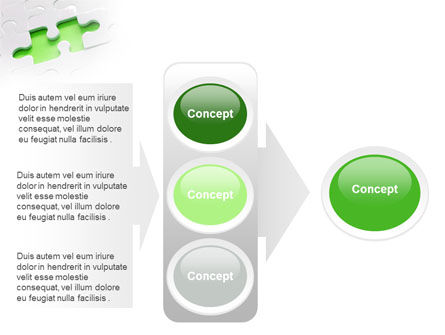 Part of the Whole PowerPoint Template Slide 11