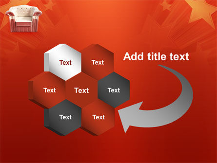 Comfort Chair PowerPoint Template Slide 11
