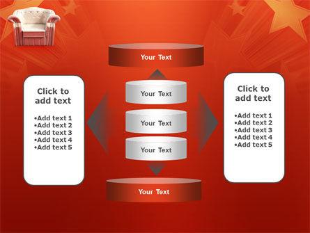 Comfort Chair PowerPoint Template Slide 13