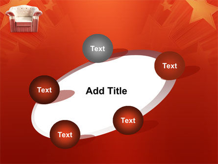 Comfort Chair PowerPoint Template Slide 14