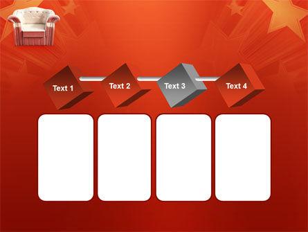 Comfort Chair PowerPoint Template Slide 18