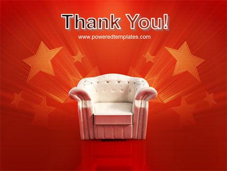 Comfort Chair PowerPoint Template Slide 20