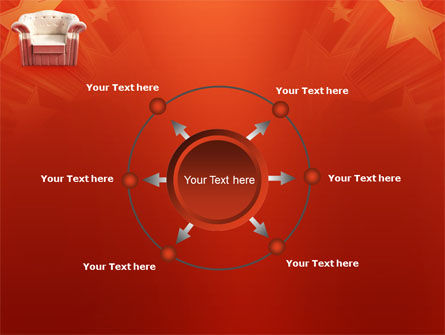 Comfort Chair PowerPoint Template Slide 7