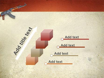 Kalashnikov PowerPoint Template Slide 14