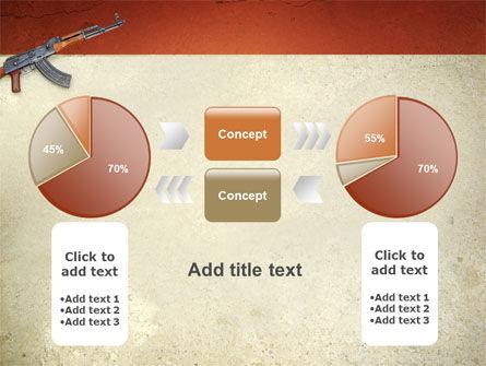 Kalashnikov PowerPoint Template Slide 16