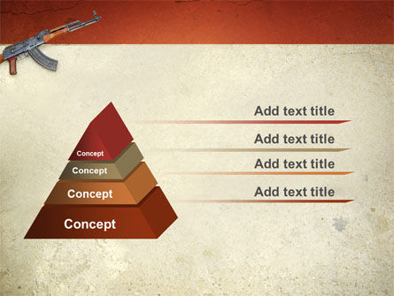 Kalashnikov PowerPoint Template Slide 4