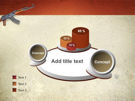 Kalashnikov PowerPoint Template Slide 6